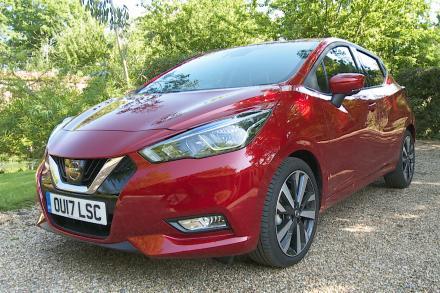 Nissan Micra Hatchback 1.0 IG-T 92 N-Sport 5dr [Nav]
